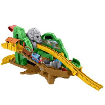 Circuito de tren aventuras en la selva FBC73 Thomas & Friends