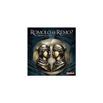 Juego de Mesa Romolo o Remo