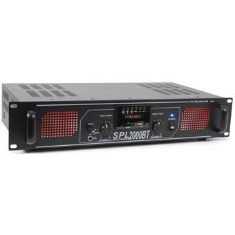 Amplificador Skytec SPL 2000BTMP3