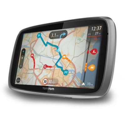 Navegador GPS TomTom GO 6000 EU 45