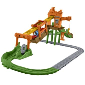 Set de tren tirolesa MisIsland FBC60 Thomas & Friends