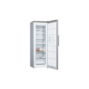 Congelador vertical Bosch GSN33VL3P No Frost A++ acero inoxidable