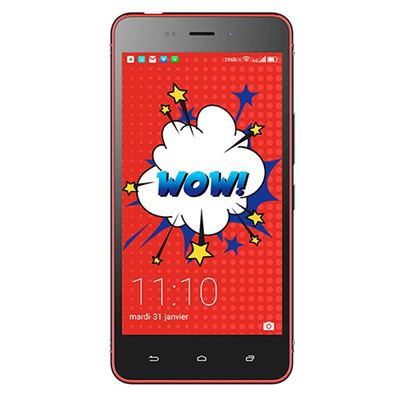 Hisense Smartphone C30 Rock Lite Rojo