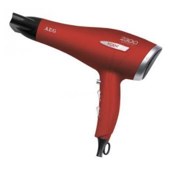 Secador de Pelo, AEG  HT 5580, Rojo