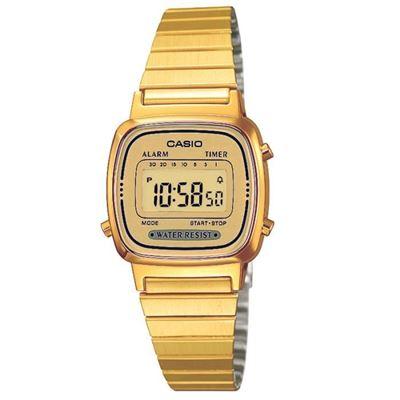 Reloj Mujer Reloj Casio Chapado Dig. La670wega-9ef - Reloj Mujer Deporte -  Los mejores precios  b63ff7adcb65