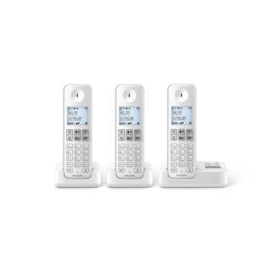 TelĂŠfono Philips D2353W