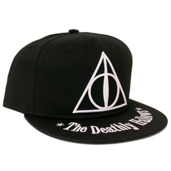 Gorra Cotton Division, Modelo  Harry Potter, Modelo The Deathly Hallows