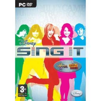 Dis.Sing Feat.Camp Rock - PC [Importación  inglesa]