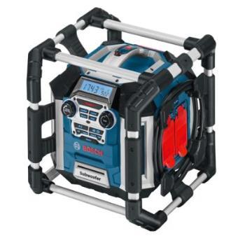 Bosch GML 50 Professional Portátil Azul radio