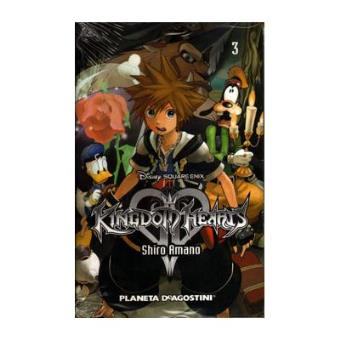 Kingdom Hearts II # 3