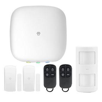 Sistema de alarma y Smart Home  H4PLUS