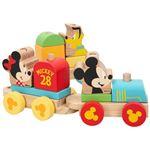Tren de madera Mickey y Minnie Disney baby by WOOMAX