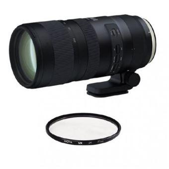 Tamron SP 70-200mm F2.8 Di VC USD G2 (A025N) Nikon + HOYA UX UV 77mm Filter