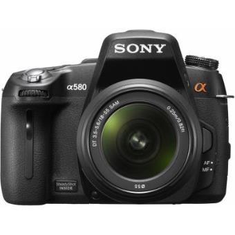 Cámara de fotos digital Sony DSLR-A580L bridge camera