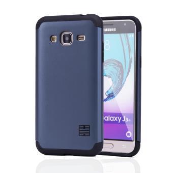 5a04df4e43d 32nd Armadura Funda Carcasa protectora anti golpes para Samsung Galaxy J3 ( 2016) SM-J320 - Azul Pizarra - Fundas y carcasas para teléfono móvil - Los  ...