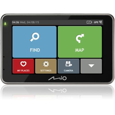 Navegador GPS Mio Combo 5207 LM