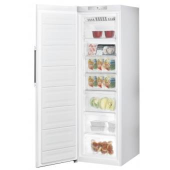 Congelador vertical Indesit UI8 F1C No Frost A+ blanco