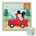 Rompecabezas de madera Disney baby by WOOMAX