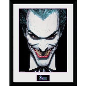 Fotografía Enmarcada DC Comics Joker Ross
