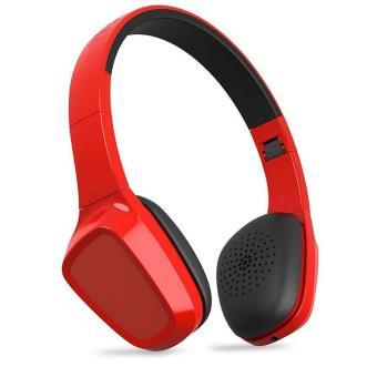 Auriculares Energy Sistem 1 Bluetooth Rojo Headphones