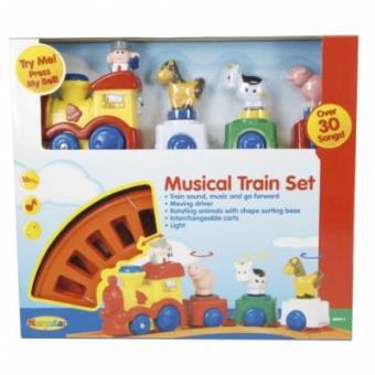 Tren Infantil Musical