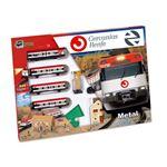 Tren de Cercanias C/Luz -Cr11-Cr12-Cr13-