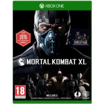 Mortal Kombat XL (xbox One) [importación Inglesa]