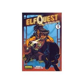 Elfquest # 1: La Tribu del Lobo