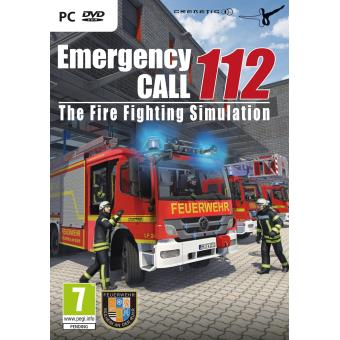Emergency Call 112 - the Fire Fighting Simulation (pc Dvd) [importación Inglesa]