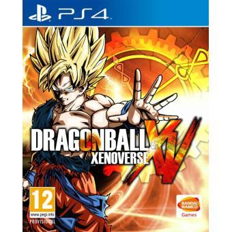 Dragonball Xenoverse (playstation 4) [importación Inglesa]