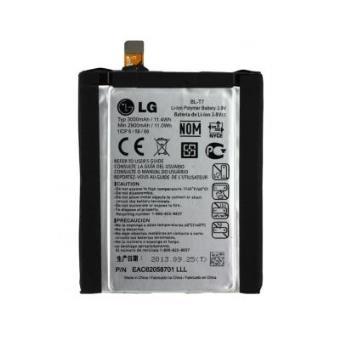 LG Bateria Original LG G2 ( D802 )  BL-T7 Bulk 3000mAH