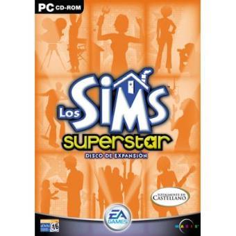 The Sims Superstar vl - PC [Importación portuguesa]