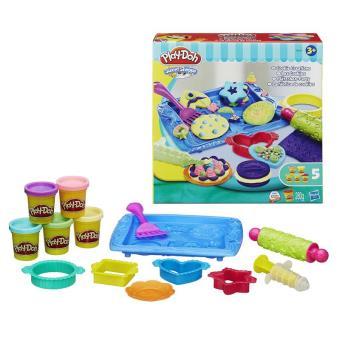 Hasbro B0307EU6 Play Doh - Fábrica de galletas