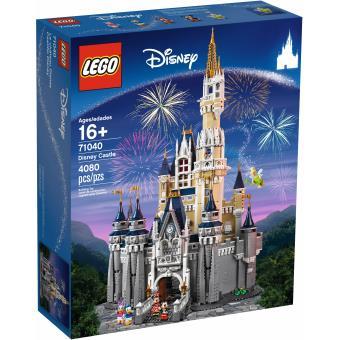 Lego Disney 71040 Castillo Disney