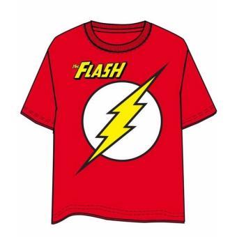 Camiseta The Flash Logo, Talla L