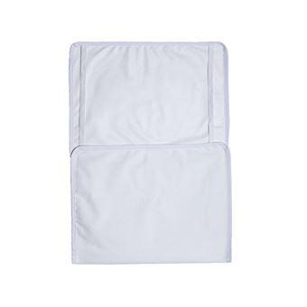 Protector Cambiador Bañera Liso E Blanco 82X37 Cm