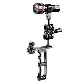 Walimex pro 20543 - kit de Brazo con Linterna Para Fotografía Subacuáticaaccesorios Para Videocámara