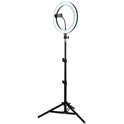 10 '' Light Ring dimmable Led Lighting Luz Selfie Kit Video Studio Fotografía Teléfono Maquillaje