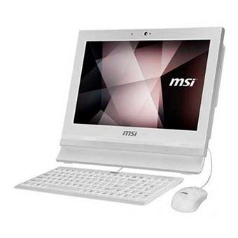 "Aio MSI - Pro- 16T- 7M- 020XeuBlanco,3865U,- 4Gb,500Gb,15,6""""- - Tactil,Sin,- Odd,T+R"