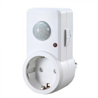 Detector de Movimiento infrarrojo Garza Power 120º lanco