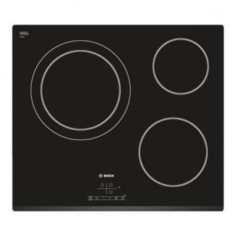 Vitrocerámica Bosch PKK631B18E 3 Zonas De Cocción