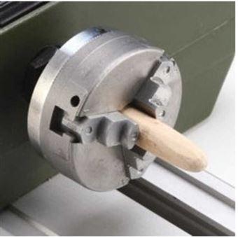 Plato metálico de 3 mordazas para el torno DB250