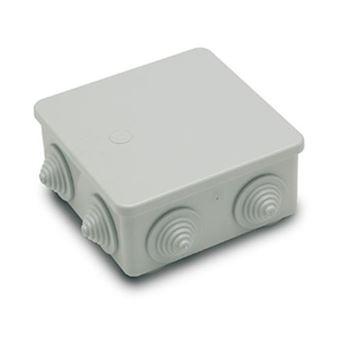 Caja estanca 100x100x45 con cono 3003