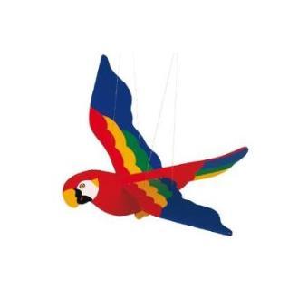 Papagayo Pequeño, Animal Móvil