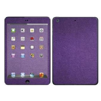 Skin Stickers Para Apple Ipad Mini 3 (sticker : Textile Violet)