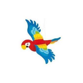 Papagayo, Animal Móvil