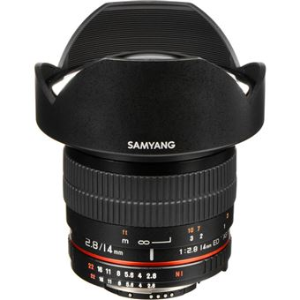 Samyang AE 14mm f/2.8 ED AS IF UMC Aspherical (Nikon)