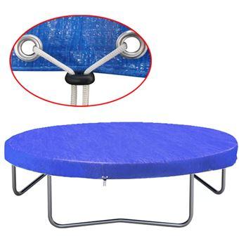 Funda para cama elástica vidaXL, PE 450-457 cm 90 g/m²