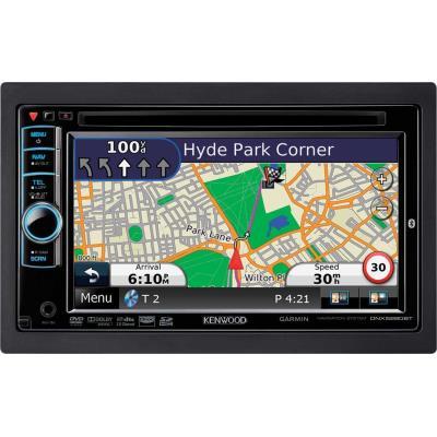 Navegador GPS Kenwood Electronics DNX5280BT
