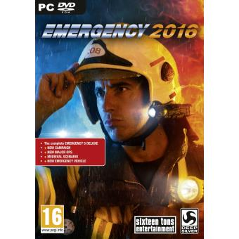 Emergency 2016 (pc Dvd) [importación Inglesa]